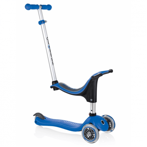 GLOBBER scooter EVO 4in1, navy blue, 451-100-2